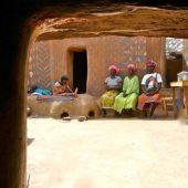 Φιλοξενία σε αφρικάνικο χωριό