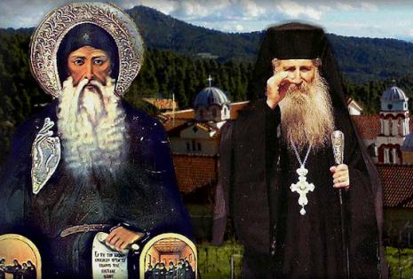Θαύματα του οσίου Δαυΐδ