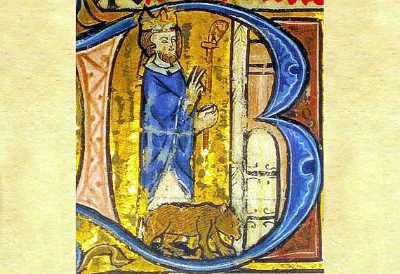 Ο άγιος Βαάστ, επίσκοπος Αράς