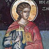 Ο άγιος Μελίτων