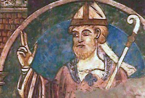 Ο άγιος Κουτβέρτος επίσκοπος Λίντισφαρν