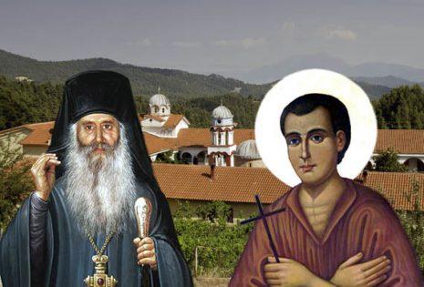 Ο γέροντας Ιάκωβος και ο Άγιος Ιωάννης ο Ρώσος