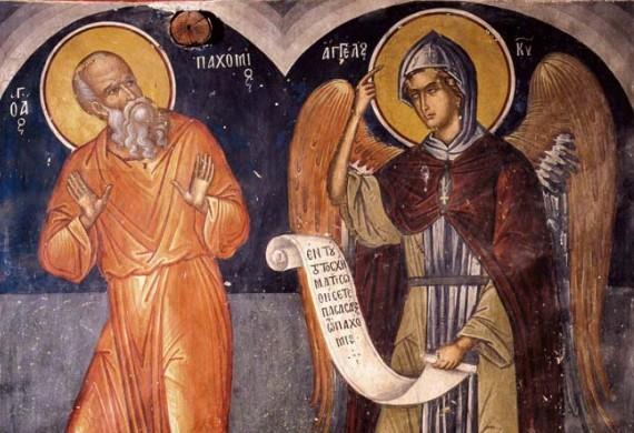 Ο άγιος Παχώμιος και η πρόκληση των αιρετικών
