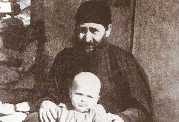 Η παρουσία των Αγίων στον βίο του οσίου Γεωργίου Καρσλίδη