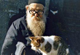 Η κλήση του Θεού. Μοναχός Γελάσιος Σιμωνοπετρίτης (πρώην Γρηγοριάτης)