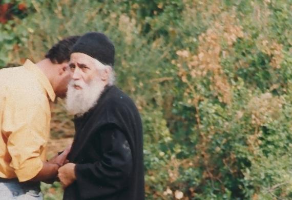 Ο άγιος Παΐσιος για τον Μοναχό Παχώμιο Ιβηροσκητιώτη