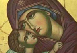 Η στοργή της Παναγίας μας