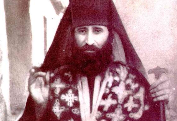 Ο όσιος Γεώργιος Καρσλίδης ως λειτουργός