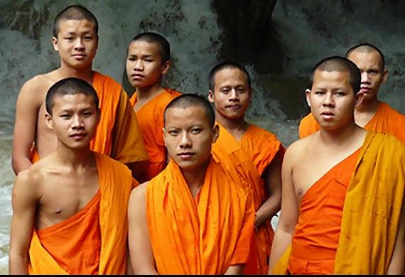 Ο όσιος Παΐσιος και ο Γιωργάκης από το Θιβέτ