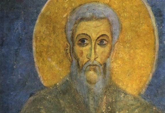 Από τη διήγηση των θαυμάτων των αγίων αναργύρων Κύρου και Ιωάννη.