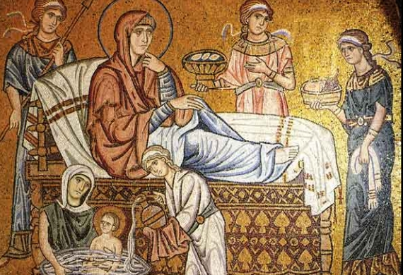 Στο Γενέσιον της Κυρίας Θεοτόκου