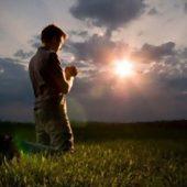 H προσευχή .Του Αγίου Νείλου τού  ασκητού