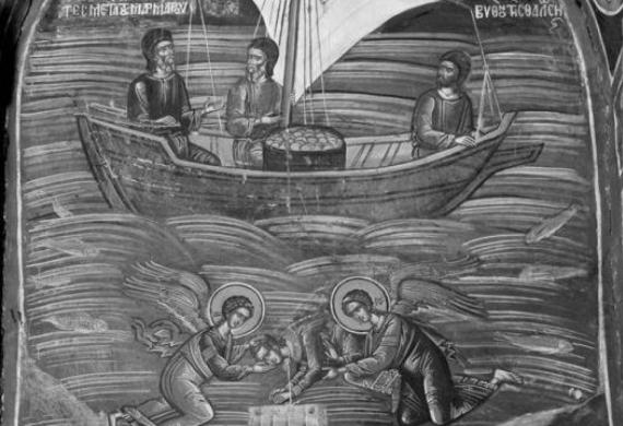 Οι Άγιοι Αρχάγελλοι και το θαύμα της Μονής Δοχειαρίου