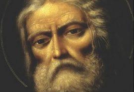 Θαυμαστή θεραπεία από τον όσιο Σεραφείμ