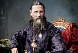 Ο άγιος Ιωάννης της Κρονστάνδης