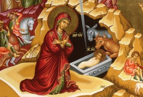 Στη γέννηση του Χριστού