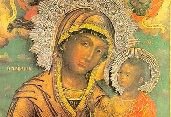 Ο π. Γεννάδιος Ιβηρίτης και η αγάπη του για την Παναγία