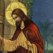 O Xριστός χτυπάει την πόρτα