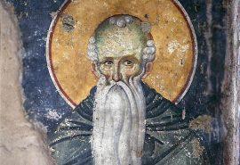Ο άγιος Ευθύμιος και η θαυμαστή χειρουργία