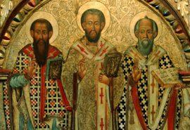 Μνήμη Τριών Ιεραρχών