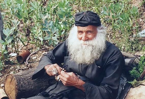 Πατήρ Χαράλαμπος ο κομποσκοινάς