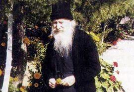 Επίσκεψη στον θαυματουργό άγιο Πορφύριο
