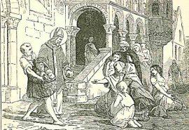 Άγιος Ευχέριος επίσκοπος Ορλεάνης