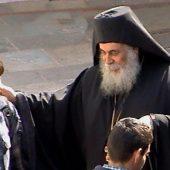 Την καθαράν Τετάρτην στην Ιερά Μονή Γρηγοριου