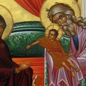 Ζούμε για να δούμε τον Χριστό, όπως ο άγιος Συμεών