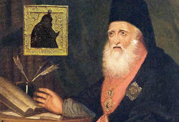 Η Παναγία και το απόστημα του σχολάρχη