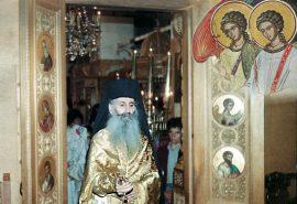 Ο άγιος Ιάκωβος Τσαλίκης και οι άγγελοι