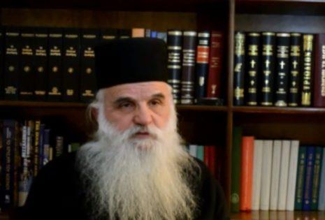 Σύγχρονοι Ρουμάνοι γέροντες που αγίασαν στο Άγιο Όρος
