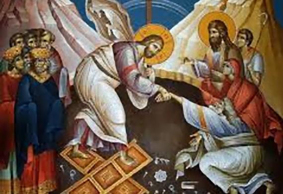 Το έργο του Χριστού είναι όλο για μας