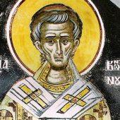 Ο άγιος Γερμανός αρχιεπίσκοπος Κωνσταντινουπόλεως