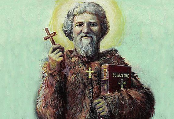 Ο άγιος Γέρο-Γεώργιος Λαζάρ ο προσκυνητής