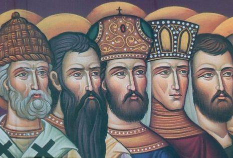 Οι Άγιοι Πάντες είχαν πίστη και αγάπη