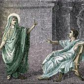 Ο άγιος μάρτυρας Απολλώνιος ο Ρωμαίος