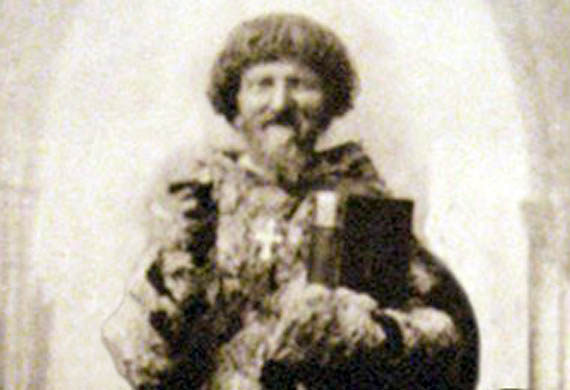 Ο Γέρο-Γεώργιος Λαζάρ και οι πειρασμοί του στην έρημο