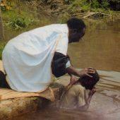 Οι βαπτίσεις στην Ιεραποστολή του Κογκό