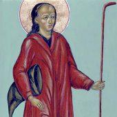 Ο όσιος Ιωάννης της Μόσχας, ο δια Χριστόν σαλός