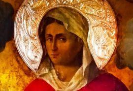 Με την ευκαιρία της εορτής της αγίας Μαρίνας