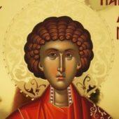 Ο άγιος Μεγαλομάρτυς Παντελεήμων