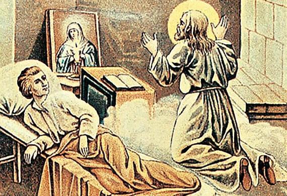 Θαυμαστή προσευχή του οσίου Σεραφείμ