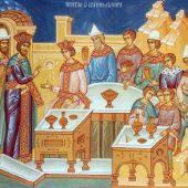Η παραβολή των βασιλικών γάμων - Κυριακή ΙΔ' Ματθαίου