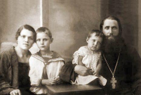 Ο oμολογητής π. Αλέξανδρος Ιλιένκωφ