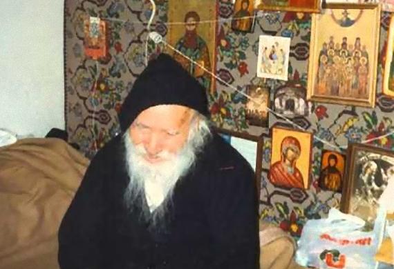 Ο άγιος Πορφύριος αναπολεί το ξεκίνημα της μοναχικής του ζωής
