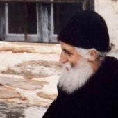 Συνομιλία με τον άγιο Παΐσιο