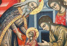 Η εν τω Ναώ Είσοδος της Υπεραγίας Θεοτόκου και Αειπαρθένου Μαρίας