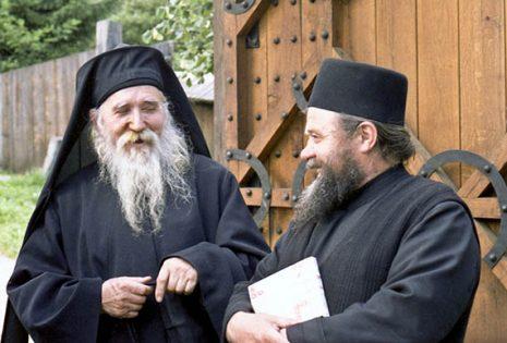 Η Ιερά Μονή Συχαστρία στη Ρουμανία