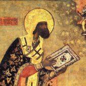Ο άγιος Θεόδωρος αρχιεπίσκοπος Ροστώφ